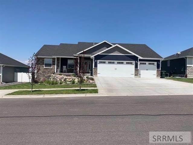 832 Hallmark Drive, Pocatello, ID 83201 (MLS #2139059) :: The Perfect Home