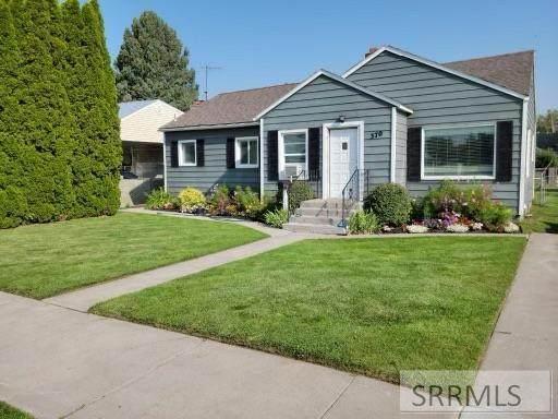 370 W Main Street, Rexburg, ID 83440 (MLS #2139520) :: The Perfect Home