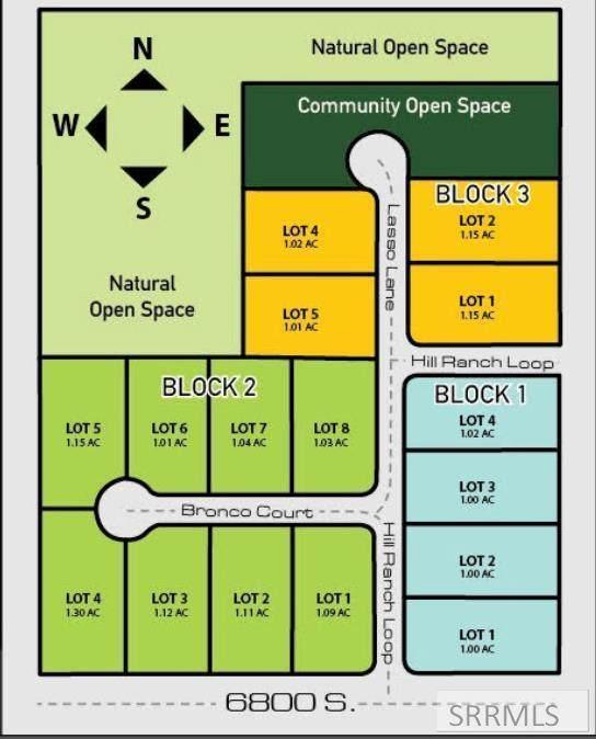 TBD W 6800 S, Rexburg, ID 83440 (MLS #2139607) :: The Perfect Home