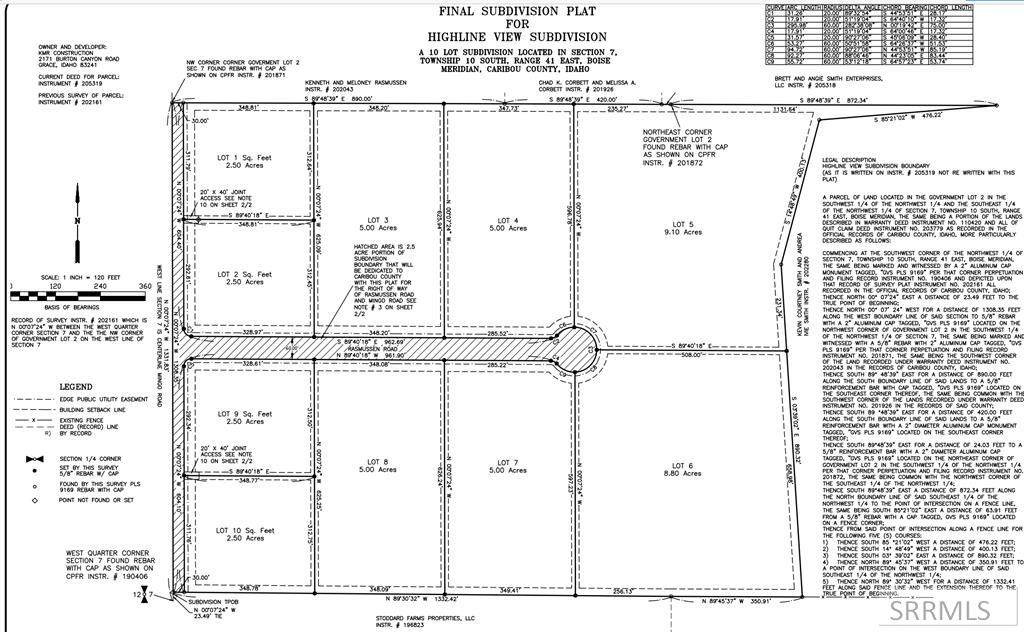 Lot 7 Highline View Road - Photo 1