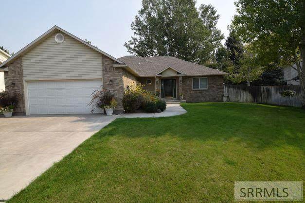 2633 Desert Drive, Idaho Falls, ID 83404 (MLS #2140210) :: Team One Group Real Estate