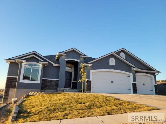 1080 Dolostone, Pocatello, ID 83201 (MLS #2140269) :: Team One Group Real Estate