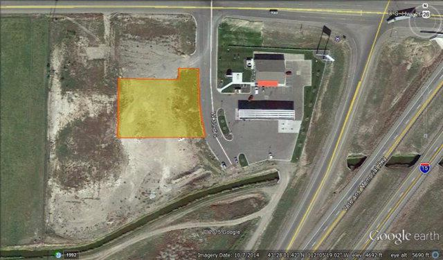 TBD S Outlet Blvd, Idaho Falls, ID 83402 (MLS #200501) :: The Perfect Home-Five Doors