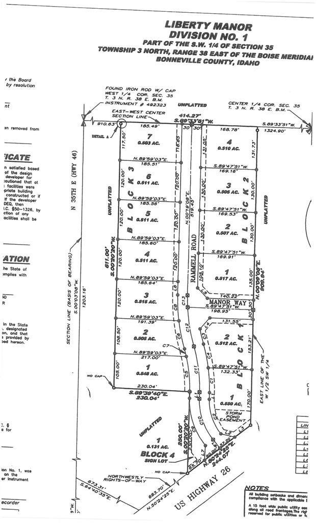 L3B3 Ririe Hwy, Idaho Falls, ID 83401 (MLS #2120239) :: The Group Real Estate