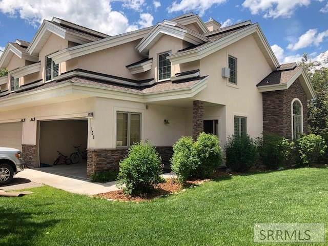 168 Cobblecreek Lane #77, Driggs, ID 83422 (MLS #2123762) :: The Group Real Estate