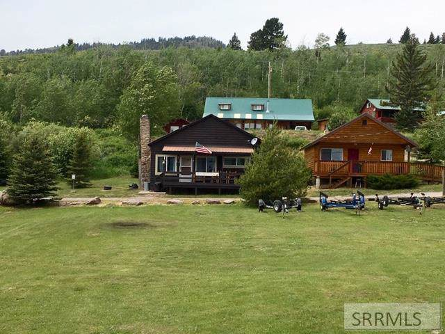5400 Henrys Lake Road, Island Park, ID 83429 (MLS #2126473) :: The Perfect Home