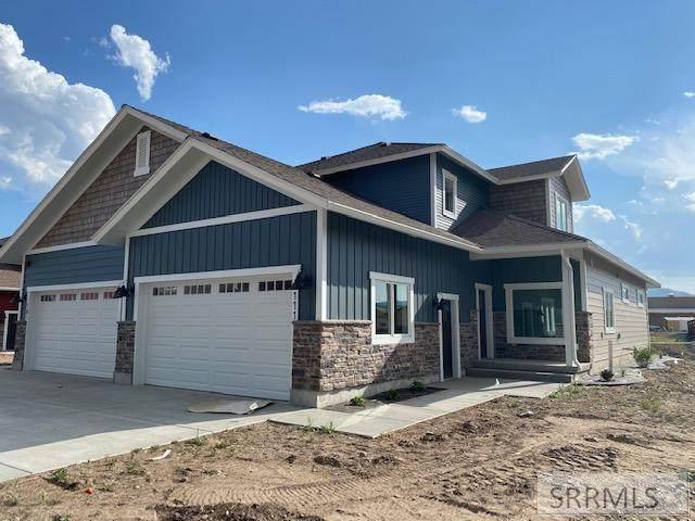 111 Creekside Lane #8, Swan Valley, ID 83449 (MLS #2131338) :: Team One Group Real Estate