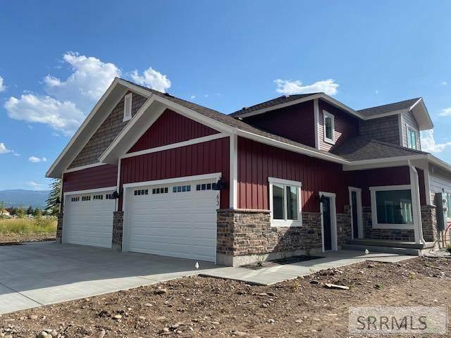 63 Creekside Lane #2, Swan Valley, ID 83449 (MLS #2131343) :: Team One Group Real Estate