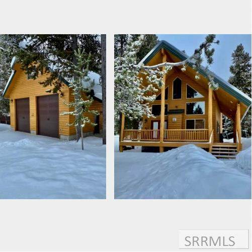 4010 Weasel St, Island Park, ID 83429 (MLS #2134160) :: The Perfect Home
