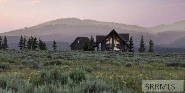 3758 Bishop Mountain Drive, Island Park, ID 83429 (MLS #2136491) :: Team One Group Real Estate