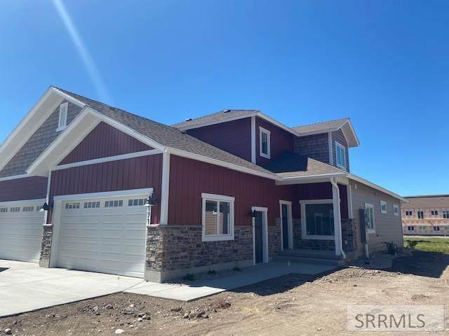 171 Creekside Lane #14, Swan Valley, ID 83449 (MLS #2131329) :: Team One Group Real Estate