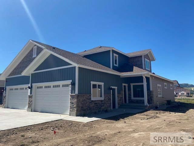 157 Creekside Lane #12, Swan Valley, ID 83449 (MLS #2131332) :: Team One Group Real Estate