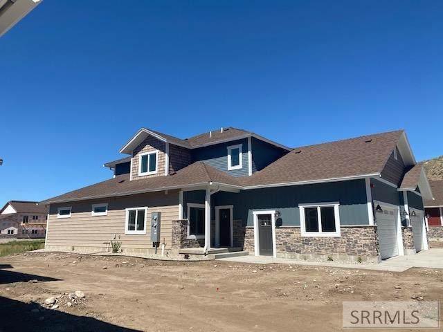 141 Creekside Lane #11, Swan Valley, ID 83449 (MLS #2131333) :: Team One Group Real Estate