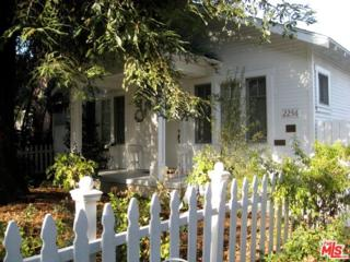 2256 Pelham Avenue, Los Angeles (City), CA 90064 (#17214842) :: Fred Sed Realty