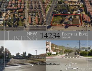 14234 Foothill Boulevard, Sylmar, CA 91342 (#SR17088167) :: Fred Sed Realty