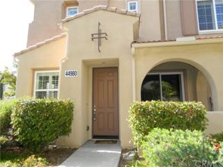 44980 Bellflower Lane #23, Temecula, CA 92592 (#SW17088510) :: Allison James Estates and Homes