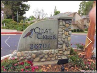 26701 Quail Creek #267, Laguna Hills, CA 92656 (#OC17104796) :: Fred Sed Realty
