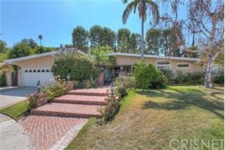 4401 El Caballero Drive, Tarzana, CA 91356 (#SR17110247) :: Fred Sed Realty