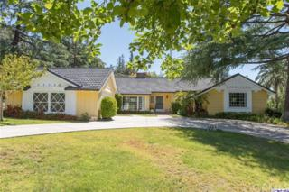 4930 Hillard Avenue, La Canada Flintridge, CA 91011 (#317004571) :: Fred Sed Realty