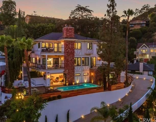 2519 Chislehurst Place, Los Feliz, CA 90027 (#WS21172228) :: Dave Shorter Real Estate