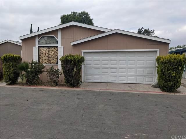 80 E Dawes Street #108, Perris, CA 92571 (#IV21077277) :: RE/MAX Empire Properties