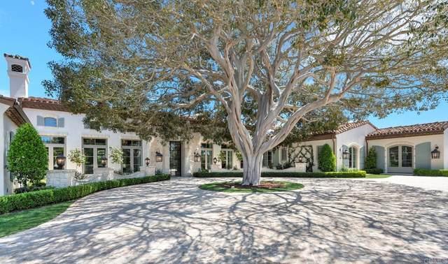 5731 Lago Lindo, Rancho Santa Fe, CA 92067 (#NDP2104816) :: American Real Estate List & Sell