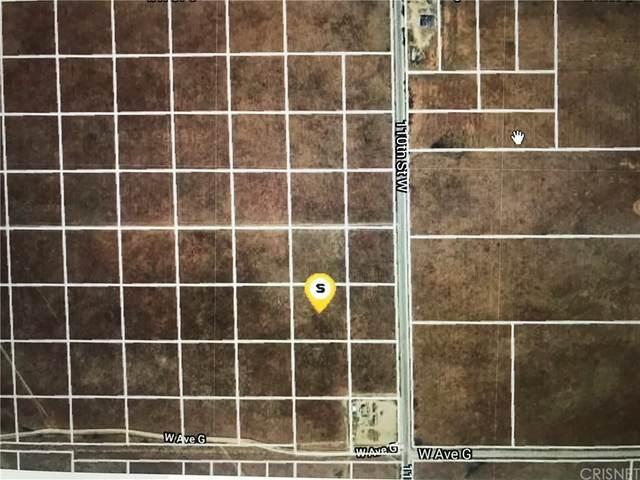 14 Vac/Vic Avenue F14/110 Stw, Antelope Acres, CA 93536 (#SR21093483) :: A|G Amaya Group Real Estate