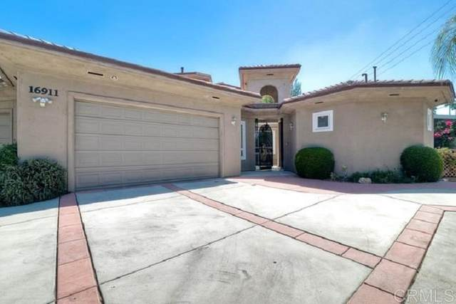16911 Valle Verde, Poway, CA 92064 (#NDP2105188) :: Robyn Icenhower & Associates