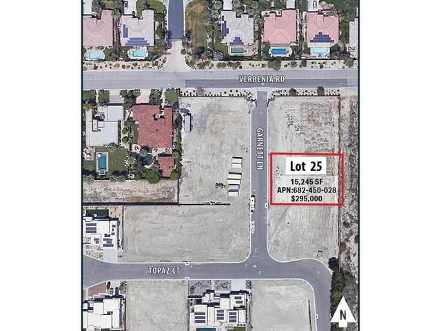25 Garnett Court, Rancho Mirage, CA 92270 (#219061925DA) :: Jett Real Estate Group