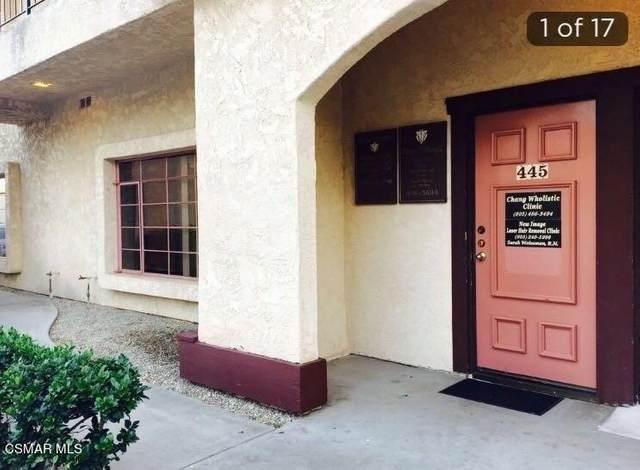 445 W 5th Street, Oxnard, CA 93030 (#221002536) :: Swack Real Estate Group | Keller Williams Realty Central Coast