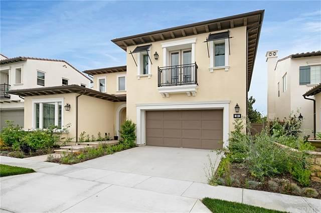 62 Sherwood, Irvine, CA 92620 (#OC21103001) :: Latrice Deluna Homes