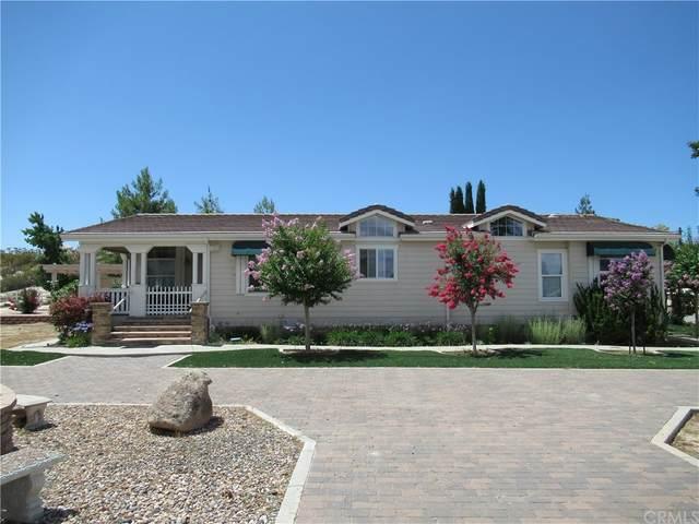 37337 Puerta La Cruz, Warner Springs, CA 92086 (#SW21102542) :: Robyn Icenhower & Associates