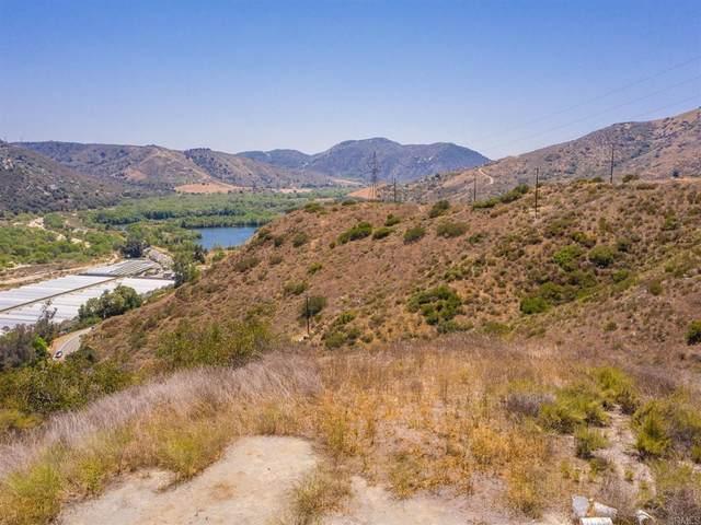 0 Pala Road, Bonsall, CA 92003 (#NDP2105509) :: Powerhouse Real Estate