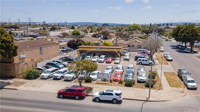 834 W Main Street, Santa Maria, CA 93458 (#NS21107170) :: Latrice Deluna Homes