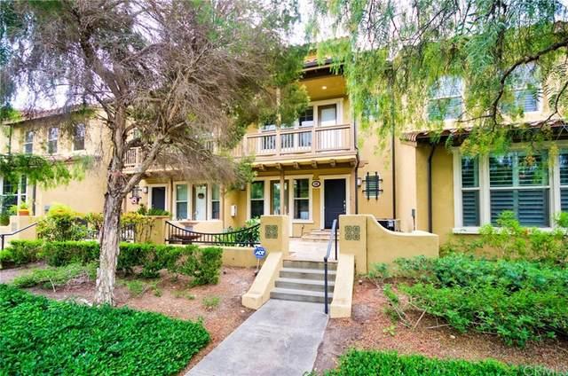 136 Long Grass, Irvine, CA 92618 (#WS21108163) :: Corcoran Global Living