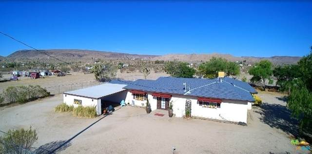 1732 Yellow Knife Road, Yucca Valley, CA 92284 (#21734716) :: Corcoran Global Living