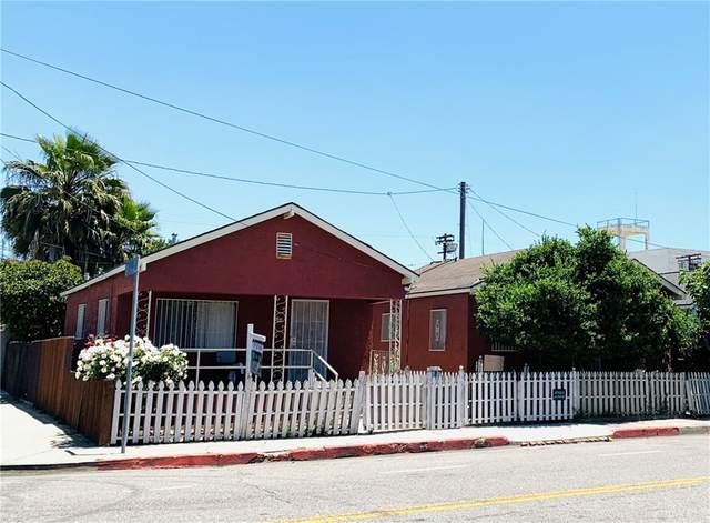 348 N Fries Avenue, Wilmington, CA 90744 (#DW21111751) :: Latrice Deluna Homes