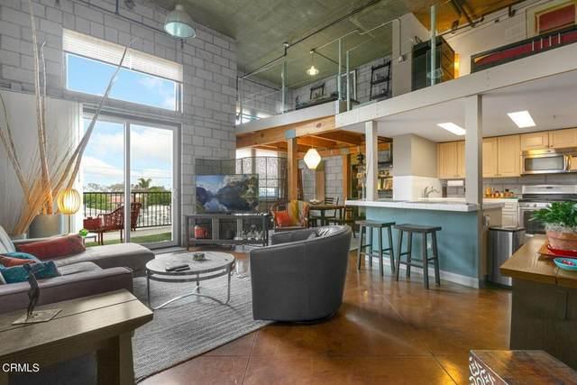 436 Poli St. #103, Ventura, CA 93001 (#V1-6128) :: Doherty Real Estate Group
