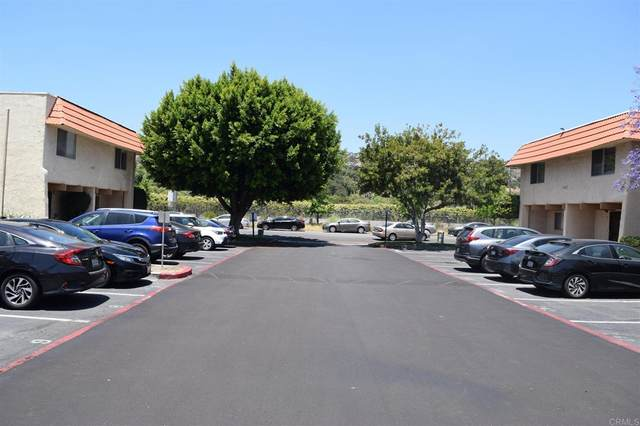 6783 Alvarado Road #5, San Diego, CA 92120 (#PTP2103729) :: The Kohler Group