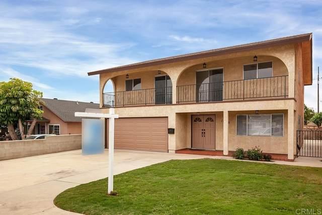 1018 11th Street, Imperial Beach, CA 91932 (#PTP2103799) :: Powerhouse Real Estate