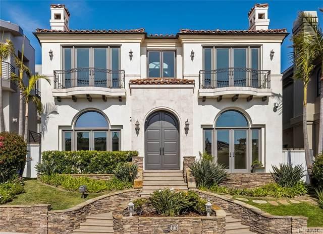 504 John Street, Manhattan Beach, CA 90266 (#SB21102347) :: Corcoran Global Living