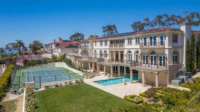 1509 Lower Paseo La Cresta, Palos Verdes Estates, CA 90274 (#PV21113828) :: Corcoran Global Living