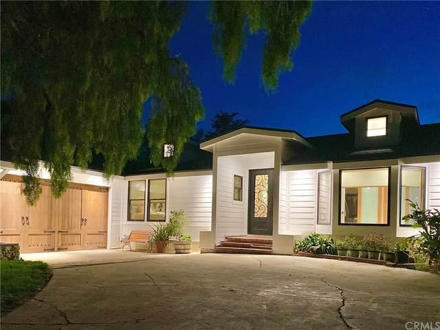 19 Dapplegray Lane, Rolling Hills Estates, CA 90274 (#PV21122837) :: The Miller Group