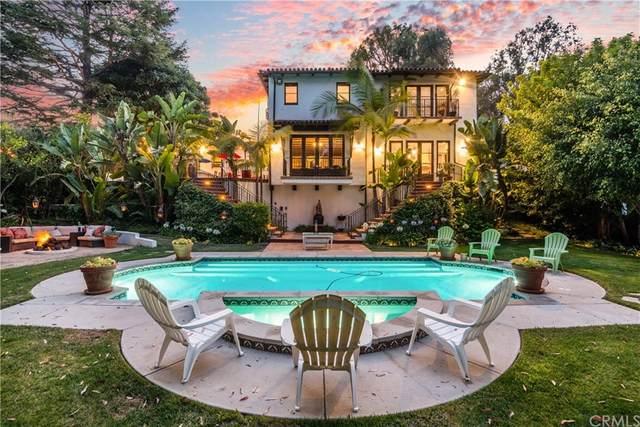 3649 Navajo Place, Palos Verdes Estates, CA 90274 (#PV21122796) :: Millman Team