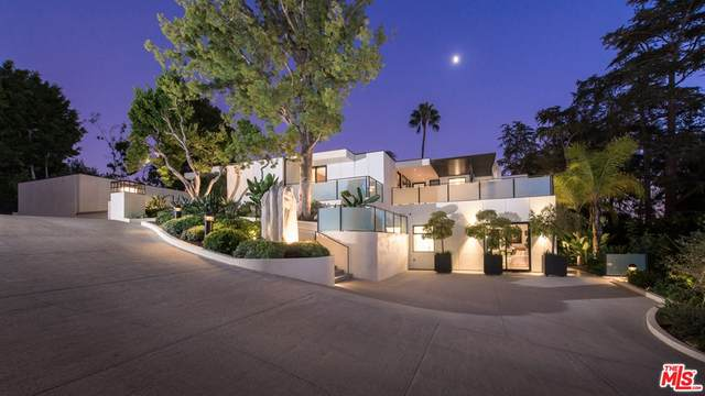 920 Foothill Road, Beverly Hills, CA 90210 (#21747928) :: Massa & Associates Real Estate Group | eXp California Realty Inc