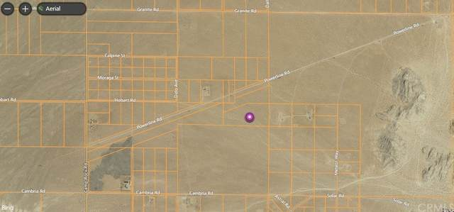 0 Powerline, Lucerne Valley, CA 92356 (#PW21130546) :: Eight Luxe Homes