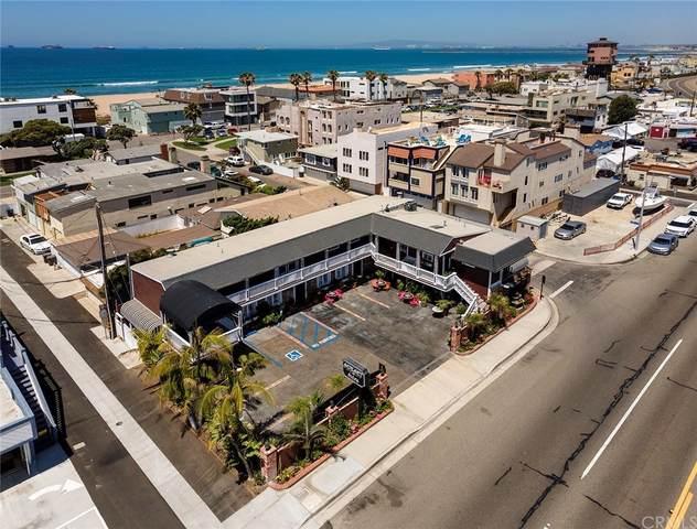 16401 Pacific Coast, Sunset Beach, CA 90742 (#OC21128652) :: Dave Shorter Real Estate