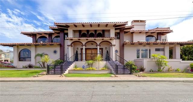 235 No. Dianthus Street, Manhattan Beach, CA 90266 (#SW21130792) :: RE/MAX Empire Properties