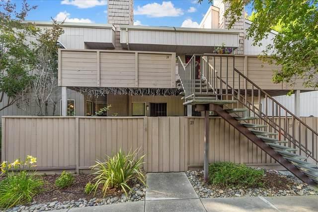 416 Crescent Avenue #24, Sunnyvale, CA 94087 (#ML81849913) :: The Kohler Group