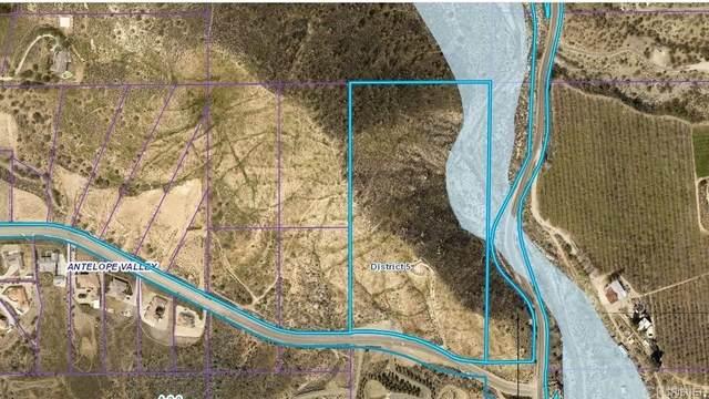 0 Vac/Ave Y8/Vic 16 Stw, Acton, CA 93510 (#SR21135964) :: Legacy 15 Real Estate Brokers